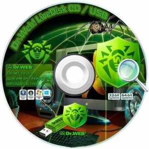 Dr.Web LiveDisk 9.0.1 (01.03.2021) [Multi/Ru]