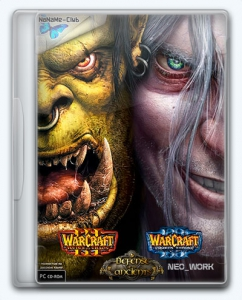 WarCraft III/3 Diamond Collection: Reign of Chaos + The Frozen Throne