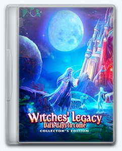 Witches' Legacy 8: Dark Days to Come