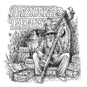 Bazooka Benny - Hilltop Blues