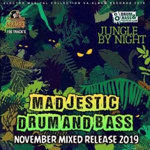 VA - Madjestic Drum And Bass