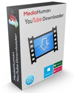 MediaHuman YouTube Downloader 3.9.9.45 (2409) RePack (& Portable) by TryRooM [Multi/Ru]