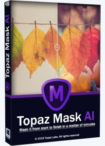 Topaz Mask AI 1.0.6 RePack (& Portable) by elchupacabra [En]