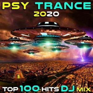 VA - Psytrance 2020: Top 100 Hits DJ Mix