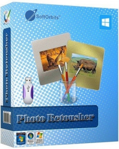 SoftOrbits Photo Retoucher 6.0 [Multi/Ru]