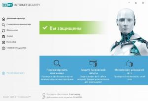 ESET NOD32 Internet Security 14.0.22.0 [Multi/Ru]