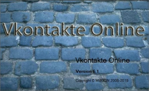 Vkontakte Online 6.1 [Ru]