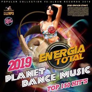 VA - Planet Dance Music: Euromix Energia Total