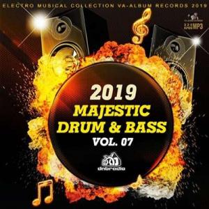 VA - Majestic Drum And Bass Vol.07