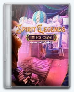Spirit Legends 3: Time for Change