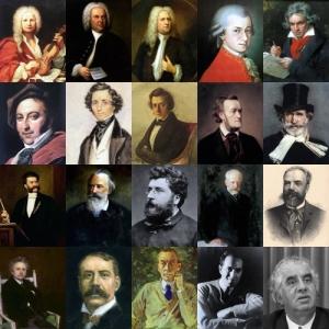 Чайковский, Шостакович, Свиридов, Моцарт, Бах, Григ и др. - Классическая музыка (XVII - XX века)