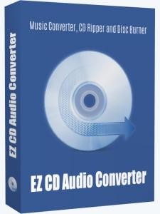 EZ CD Audio Converter 9.1.1.1 RePack by KpoJIuK [Multi/Ru]