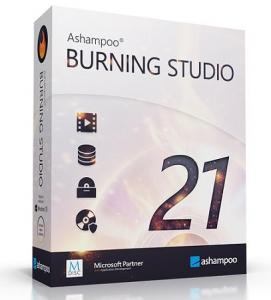 Ashampoo Burning Studio 21.6.1.63 RePack (& Portable) by elchupacabra [Multi/Ru]