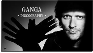 Ganga + Side Projects (Petrol, Polar Rundfunk, Troln) - Discography 70 Releases