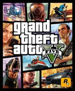 GTA 5 / Grand Theft Auto V