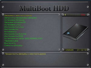 MultiBoot HDD 2020 29.04.2020 [Ru]