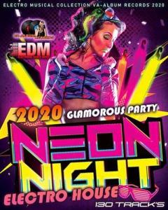 VA - Neon Night: Electro House