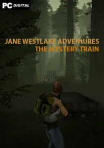 Jane Westlake Adventures - The Mystery Train