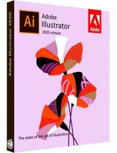 Adobe Illustrator 2020 24.2.1.496 RePack by KpoJIuK [Multi/Ru]