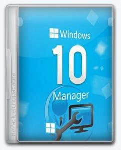 Windows 10 Manager 3.4.1 RePack (& Portable) by elchupacabra [Multi/Ru]