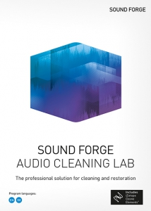 MAGIX SOUND FORGE Audio Cleaning Lab 2 24.0.1.16 (x64) [Multi]