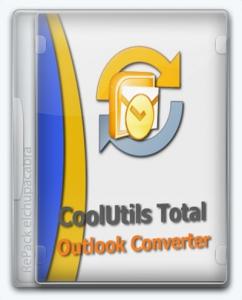 Coolutils Total Outlook Converter Pro 5.1.1.407 RePack (& Portable) by elchupacabra [Multi/Ru]
