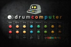 Sugar Bytes - DrumComputer 1.2.4 STANDALONE, VSTi (X64) RePack [En]