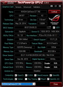 GPU-Z 2.37.0 + ASUS_ROG [En]