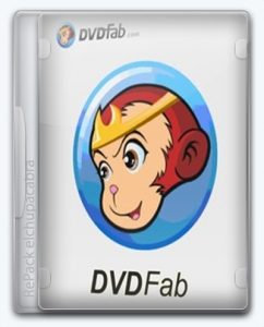 DVDFab 12.0.1.5 RePack (& Portable) by elchupacabra (32/64 bit) [Multi/Ru]