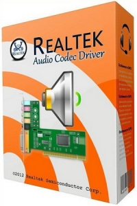 Realtek High Definition Audio Driver 6.0.9132.1 WHQL (Unofficial) [Multi/Ru]