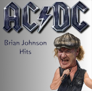 AC/DC - Brian Johnson Hits (Bootleg)