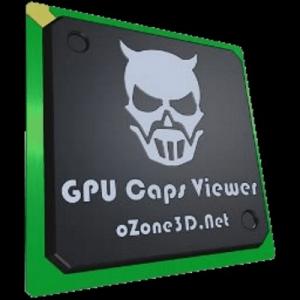 GPU Caps Viewer 1.46.0.0 + Portable [En]