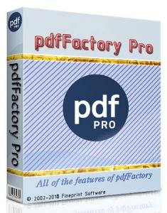 pdfFactory Pro 7.15 RePack by D!akov [Multi/Ru]