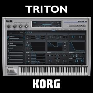 KORG - TRITON 1.0.1 STANDALONE, VSTi (x64) [En]