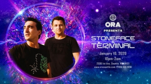 Stoneface & Terminal - Reflected Broadcast 053 (Live @ Ora Seattle, United States, 2020-01-10) 2020-01-13