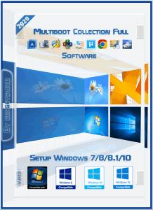 Multiboot Collection Full v.5.8 [Ru/En]