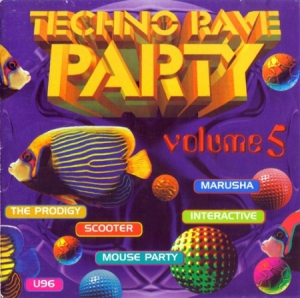 VA - Techno Rave Party Volume 5