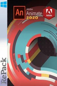 Adobe Animate 2020 20.0.2.22168 RePack by KpoJIuK [Multi/Ru]