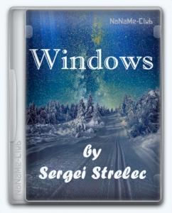 Windows 10 Enterprise LTSC 1809 (Build 17763.1039) x86/x64 by Sergei Strelec [Ru]