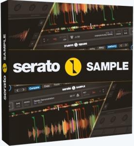 Serato - Sample 1.2.0 VSTi (x86/x64) RePack by VR [En]