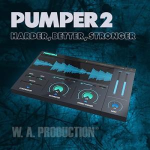 W.A. Production - Pumper2 1.0.1 VST, VST3 (x86/x64) Retail [En]