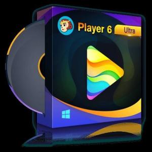 DVDFab Player Ultra 6.0.0.9 [Multi/Ru]