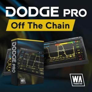 W.A. Production - Dodge Pro 1.0.1 Build 7 VST, VST3, AAX (x86/x64) Retail [En]