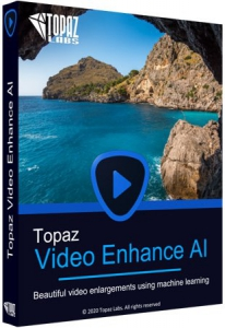 Topaz Video Enhance AI 1.9.0 RePack (& Portable) by TryRooM [En]