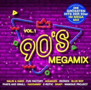 VA - 90s Megamix Vol.1