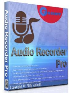 GiliSoft Audio Recorder Pro 10.0.0 RePack (& Portable) by TryRooM [Ru/En]