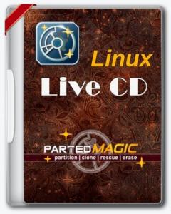 Parted Magic 2020.02.23 [i686/amd64] 1xDVD