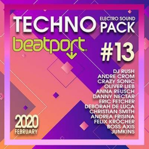 VA - Beatport Techno: Electro Sound Pack #13