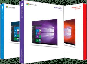 Microsoft Windows 10.0.18363.657 Version 1909 (February 2020 Update) - Оригинальные образы от Microsoft MSDN [Ru]