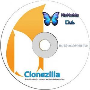 Clonezilla Live (stable) 2.6.5-21 [i686, i686-pae, amd64] 3xCD